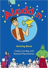 Aladdin: Activity Book - фото обкладинки книги