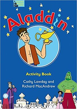 Aladdin: Activity Book - фото книги