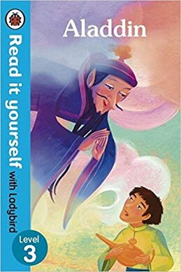 Aladdin - Read it yourself with Ladybird : Level 3 - фото книги