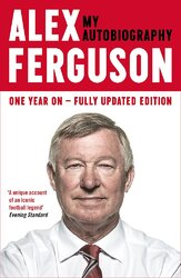Alex Ferguson: My Autobiography - фото обкладинки книги
