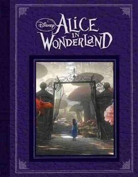 Alice in Wonderland - фото книги