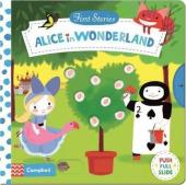 Alice in Wonderland - фото обкладинки книги