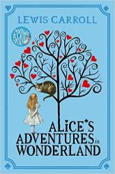 Alice's Adventures in Wonderland - фото обкладинки книги