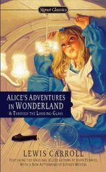 Alice's Adventures In Wonderland And Through The Looking Glass - фото обкладинки книги