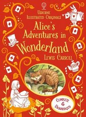 Alice's Adventures in Wonderland. Illustrated Originals - фото обкладинки книги