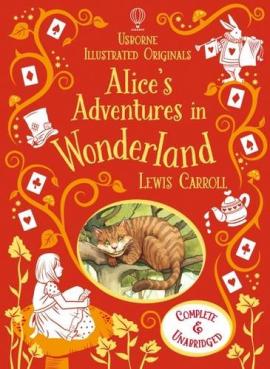 Alice's Adventures in Wonderland. Illustrated Originals - фото книги