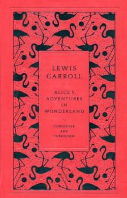 Alice's Adventures in Wonderland. Penguin Classics Hardcover - фото книги