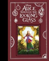 Книга Alice Through the Looking Glass