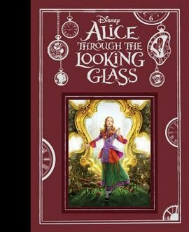 Alice Through the Looking Glass - фото книги