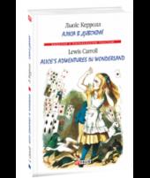 Аліса в Дивокраї = Alice's Adventures in Wonderland - фото обкладинки книги