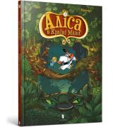 Аліса в Країні мавп - фото обкладинки книги