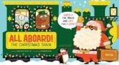 All Aboard! The Christmas Train - фото обкладинки книги