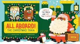 All Aboard! The Christmas Train - фото книги