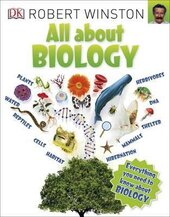 All About Biology - фото обкладинки книги