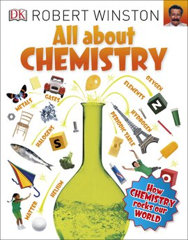 All About Chemistry - фото книги