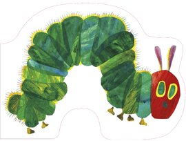 Книга All About the Very Hungry Caterpillar
