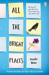 All the Bright Places - фото обкладинки книги