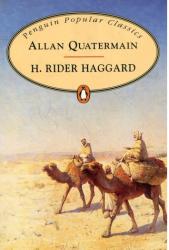 Книга Allan Quatermain