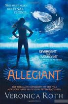 Книга Allegiant