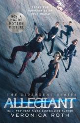 Allegiant Film Tie-in Edition - фото обкладинки книги