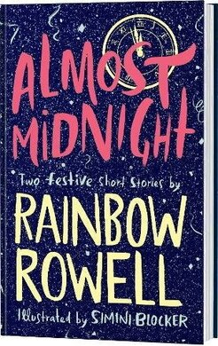 Almost Midnight: Two Festive Short Stories - фото книги