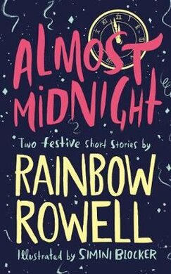 Almost Midnight. Two Festive Short Stories - фото книги
