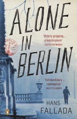 Alone in Berlin - фото книги