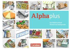 Alpha plus A1 Bildwrterbuch (словник в малюнках) - фото книги