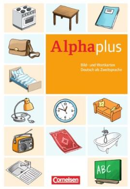Alpha plus A1 Kartensammlung (картки наочності) - фото книги