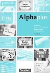 Alpha plus Aufbaukurs A1/2. Handreichungen fr den Unterricht (роздаткові матеріали для уроку) - фото обкладинки книги