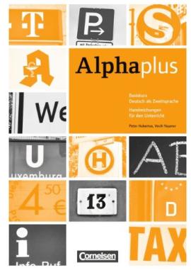 Alpha plus Basiskurs A1/1. Handreichungen fr den Unterricht (роздаткові матеріали для уроку) - фото книги
