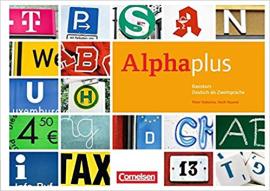 Alpha plus Basiskurs A1/1. Kursbuch mit CDs und eingelegtem Lese- und Schreibheft - фото книги