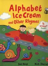 Посібник Alphabet Ice Cream and other rhymes