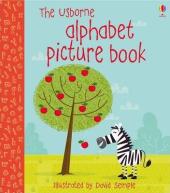 Alphabet Picture Book - фото обкладинки книги