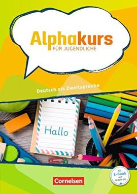 Alphakurs fr Jugendliche: Deutsch als Zweitsprache. Kursbuch - фото книги