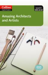 Amazing Architects & Artists : A2-B1 - фото обкладинки книги