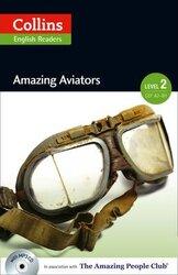 Amazing Aviators : A2-B1 - фото обкладинки книги