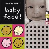 Amazing Baby: Baby Faces! - фото обкладинки книги