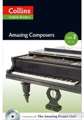 Amazing Composers : A2-B1 - фото обкладинки книги