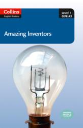 Amazing Inventors : A2 - фото обкладинки книги
