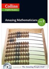 Amazing Mathematicians : A2-B1 - фото обкладинки книги