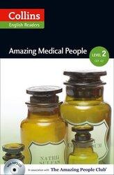 Amazing Medical People : A2-B1 - фото обкладинки книги
