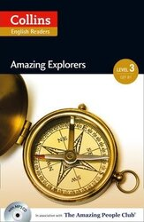 Amazing People Club. Amazing Explorers with Mp3 CD. Level 3 - фото обкладинки книги