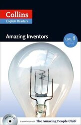 Amazing People Club. Amazing Inventors with Mp3 CD. Level 1 - фото обкладинки книги