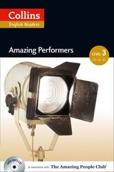Amazing People Club. Amazing Performers with Mp3 CD. Level 3 - фото обкладинки книги