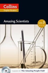 Amazing People Club. Amazing Scientists with Mp3 CD. Level 3 - фото обкладинки книги
