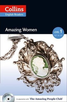 Amazing People Club. Amazing Women with Mp3 CD. Level 1 - фото книги