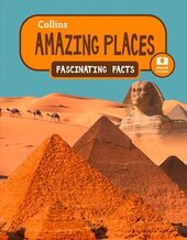 Amazing Places - фото обкладинки книги