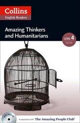 Amazing Thinkers & Humanitarians : B2 - фото обкладинки книги