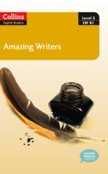 Amazing Writers : B1 - фото обкладинки книги